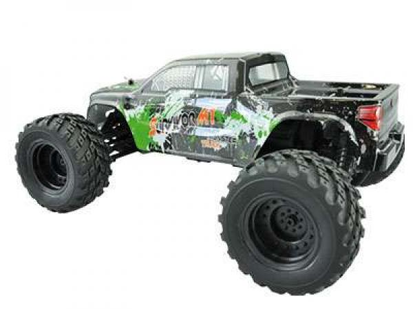 EVO 4M 4WD Monster Truck 1:12 AMX Racing