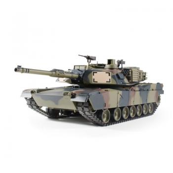 RC Panzer Abrams M1 A2 1:16 Sommertarn
