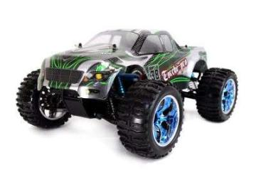RC Monstertruck Torche Pro 1:10 grün