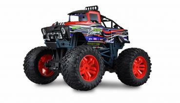 RC Red Command Big Monstertruck 1:10