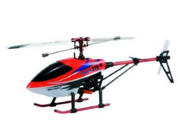 RC Helikopter Solopro 228A rot