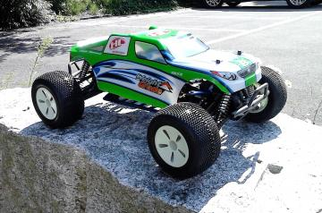 RC Monstertruck Weight Grade 4WD