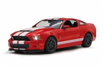 RC Ford Shelby GT500 1:14 rot