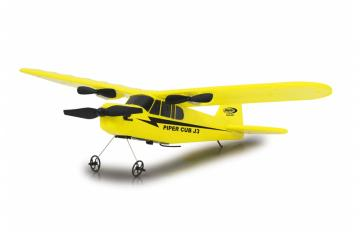 RC Piper J3-Cub Gyro