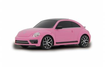 RC VW Beetle 1:24 pink